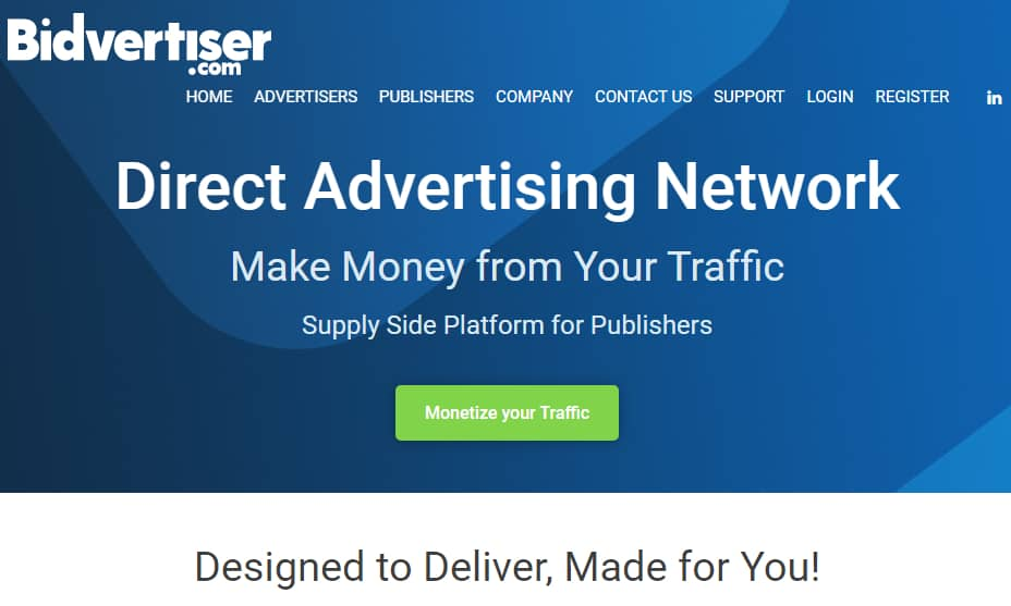 BidVertiser-adsense-alternative