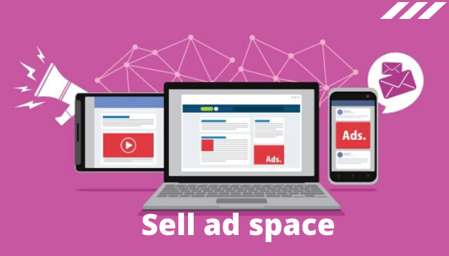 Sell ad space