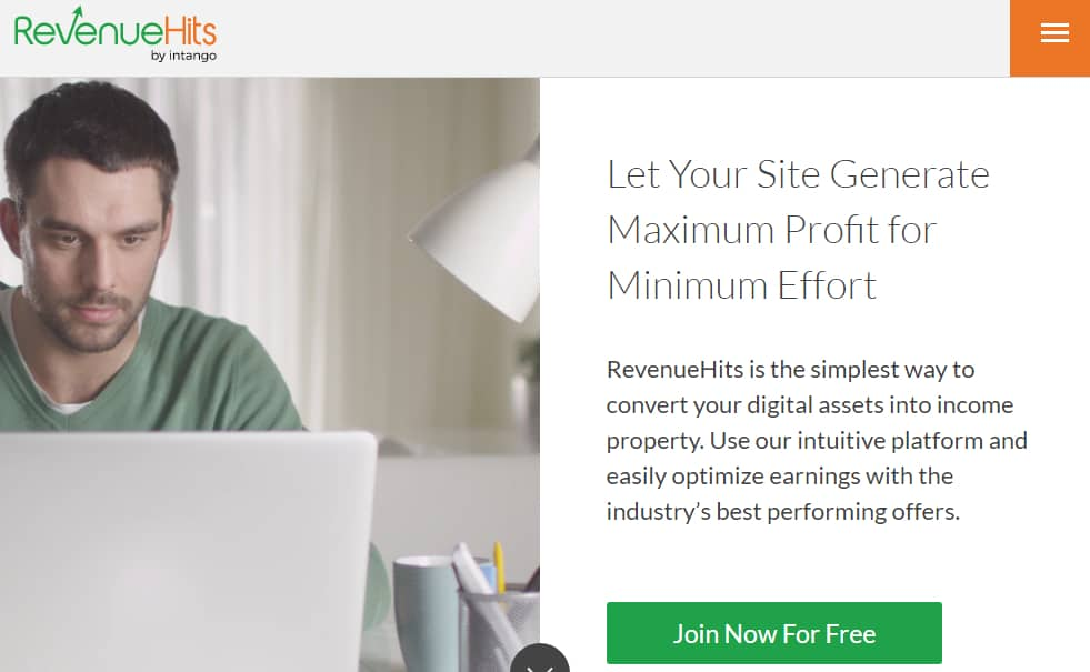revenuehits-adsense-alternative