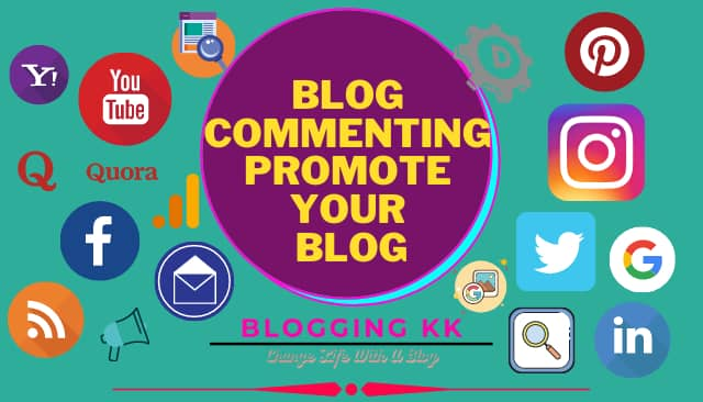Blog Commenting Promote Your Blog