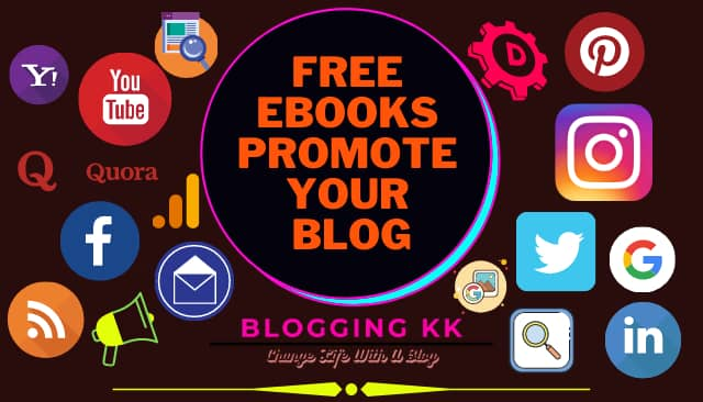 Free eBooks Promote Your Blog